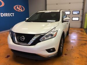 2017 Nissan Murano SV SUNROOF! AWD! ALLOYS!! FINANCE NOW!