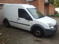 Transi Connect LWB Hi top TDCI 90PS 2006 Long MOT