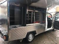2004 Citroen Dispatch Jiffy Van/ Hot&Cold Food Van