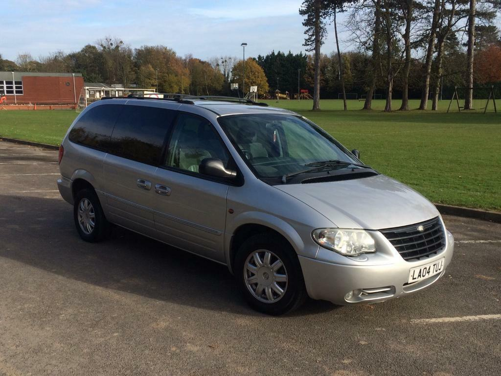 CHRYSLER GRAND VOYAGER FULLY LOADED AUTO SCREENS LOW MILES