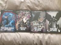 Batman Comics by Eaglemoss - books - graphic novels
