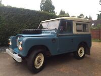 LAND ROVER SERIES 3 WANTED PETROL/DIESEL UP TO £1500