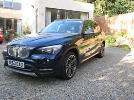 BMW X1 2013, XDrive, 2.0L Diesel, XLine spec, Full Leather, Low mileage , Excellent condition