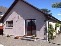 Holiday cottage in Inverness. 2 bedrooms.
