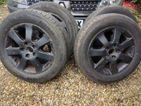 alloys wheels / Jinyu GALLOPRO 215/60R16. 1 week old