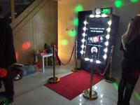 Hire The Magic Selfie Mirror - Photo booth - London