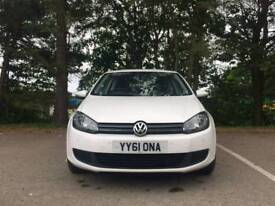 VW Golf 1.6 TDI BlueMotion Match Final Edition 3, MOT 16/10/18; TAX 01/05/18