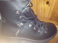 british army goretex boots size 7 m new