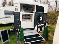 Mobile Catering Horse Box