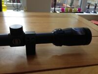 rifle scope 6x18x50