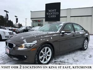 2013 BMW 3 Series 320i | SUNROOF | BEIGE LEATHER