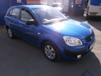 2009 KIA RIO 1.4 CHILL 5DOOR, FULL SERVICE HISTORY, ONE OWNER FROM NEW, HPI CLEAR, DRIVES LIKE NEW
