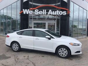 2014 Ford Fusion S *A/C *BTOOTH *CLIMATE/C *HTD SEATS *FOG LIGHT