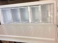 A + frost free upright freezer