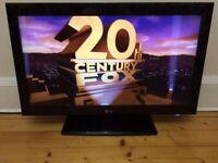 "AMAZING WIDESCREEN 37"" LG FULL HD INTERNET FREEVIEW TV NETCAST YOUTUBE BBC IPLAYER"