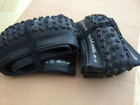 """Continental mountain king folding tyres brand new 27.5""""(650B) x 2.4"""""""