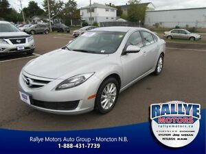 2013 Mazda MAZDA6 GS-14! Power Options! Alloy! Trade-In! Save!