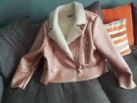 Brand new soft leather jacket