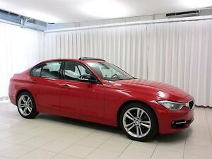 2013 BMW 3 Series 328i x-DRIVE SPORT LINE TURBO w/ POWER MOONROO