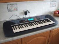 Yamaha PSR 140 keyboard