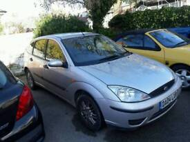 my ford focus 1.6 lx