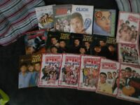 COMEDY DVDs X 15 INCLUDING BOX SETS