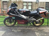 2001 Aprilia Rs 125 extrema full power 33bhp with spare engine