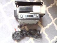 Sony Compact Disc Device ( 6 discs) with MD/CD Changer Control and Car Stereo Radio XR-C6220R