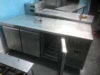 Fridge for sell was used in takeaway but now the take away is closing looking for £450 ono