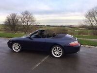 Porsche 911 (996) Convertible with Winter Hardtop only 75k