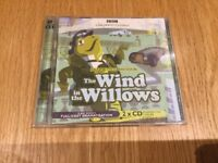 'Wind in the Willows' BBC Audio Book 2 x CD's
