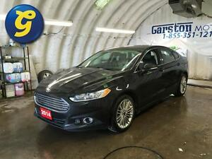 2014 Ford Fusion SE*NAVIGATION*LEATHER*SUN ROOF*BACK UP CAMERA*M