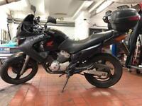 honda Varadero 125cc motorbike 125 motorcycle