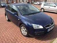 2005 FORD FOCUS GHIA 2.0 ONLY 1 OWNER FROM NEW! 1 YEAR MOT!
