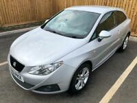 SEAT IBIZA 1.4 LOW MILEAGE F/S/H LADY OWNER!