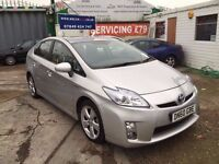 2011 TOYOTA PRIUS VVTI CVT, 1 OWNER 32000 GENUINE MILES,IDEAL FOR TAXI £500 DEPOSIT £248 X 48 MONTHS