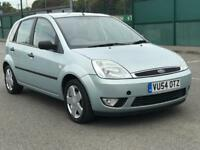 2004 FORD FIESTA 1.4 5DR FLAME *IDEAL FIRST CAR *BARGAIN* *MOT - NO ADVISORIES* *S/H *PX* *DELIVERY*