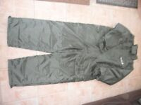 Fishing Suit All in one 100% waterproof EX Large Brand New