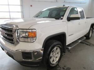 2014 GMC Sierra 1500 SLE 5.3L! 4x4! BACK-UP! ALLOY! HITCH!