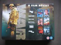 6 War Film Boxset – Brand New