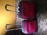 Heys 2 piece luggage ser