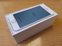 Apple iPhone 6 64GB Silver Smartphone Boxed with accessories Excellent Condition VODAFONE LEBRARA