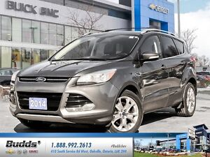 2014 Ford Escape Titanium Safety and Re-Conditioned