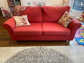 John Lewis sofá bed