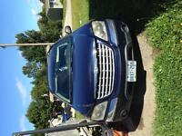 2005 chrysler pacifica all wheel drive 3.5L