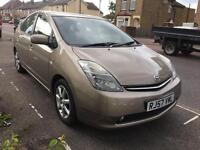 2007,57 PLATE TOYOTA PRIUS , HYBRID MOT AND TAXED