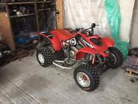 Honda quad 2002 trx400ex