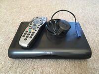 Sky Multiroom box-power lead & remote