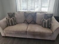 Sterling furniture 4 Seater & 2 Seater sofas £380 ono