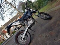 CPI Supermoto 50cc 2008 Spares and Repairs ( Bike as a whole ) [+ Extras]